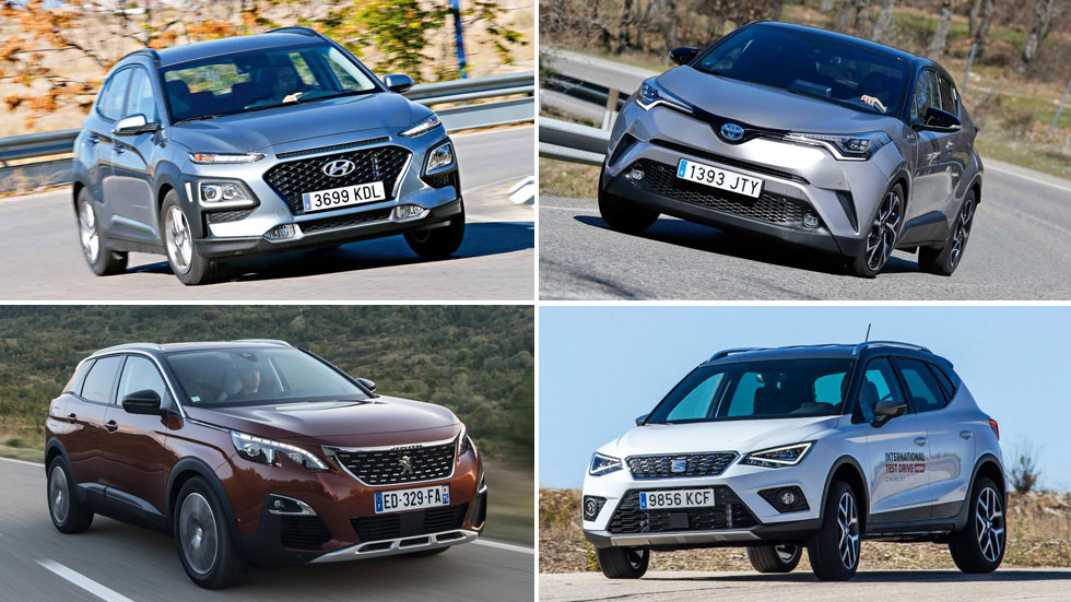 El segmento de los SUV ya copa casi la mitad del total de ventas de coches