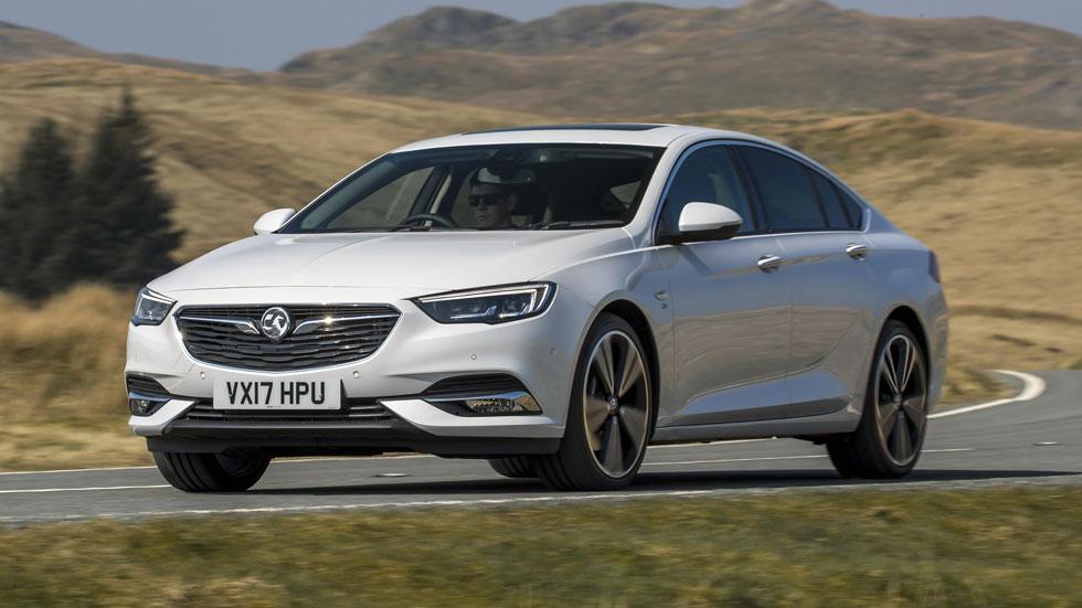 El Opel Insignia, ahora con motor 1.6 de gasolina con filtro de partículas