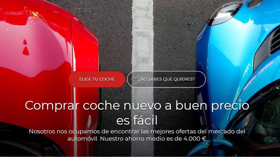 Carfy.es, la web con la que ahorrarás en la compra de coche nuevo