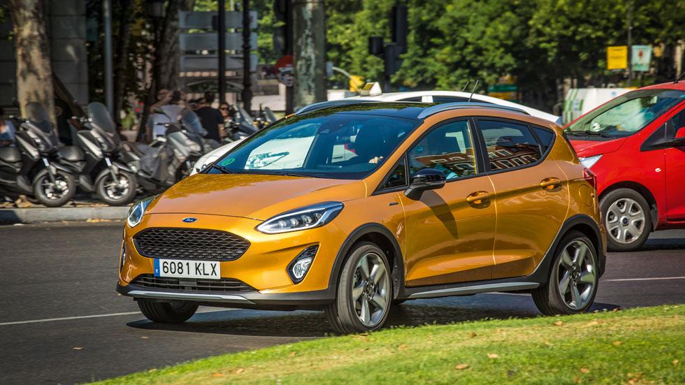 Ford Fiesta Active+ 1.0 EcoBoost: a prueba el Fiesta SUV