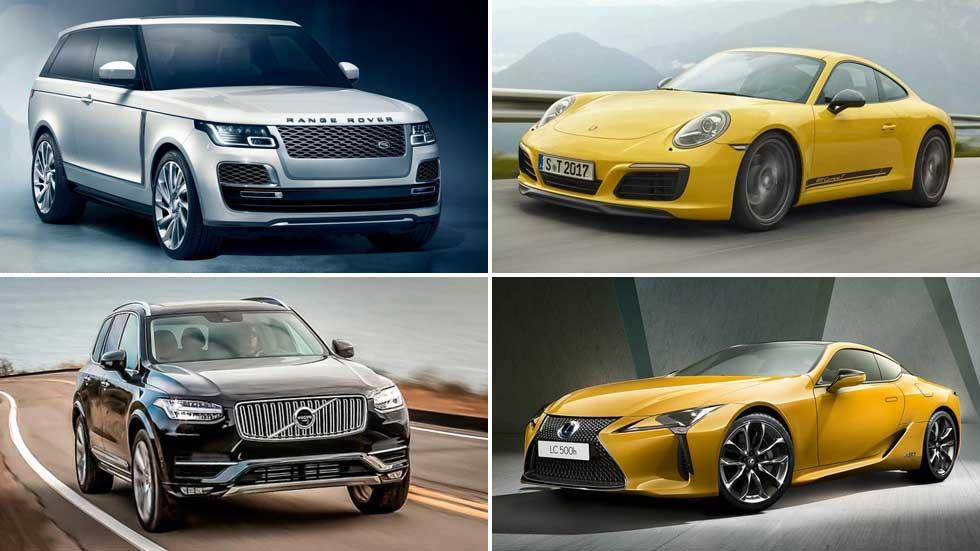 Las marcas de coches más seguras según los conductores españoles