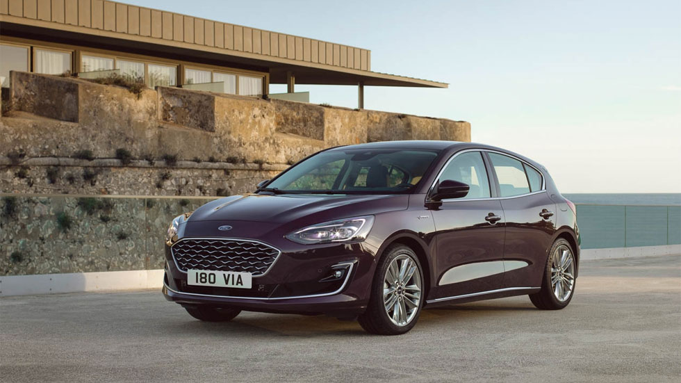 El Ford Focus 2018, con alerta de dirección contraria anti kamikaze (VIDEO)