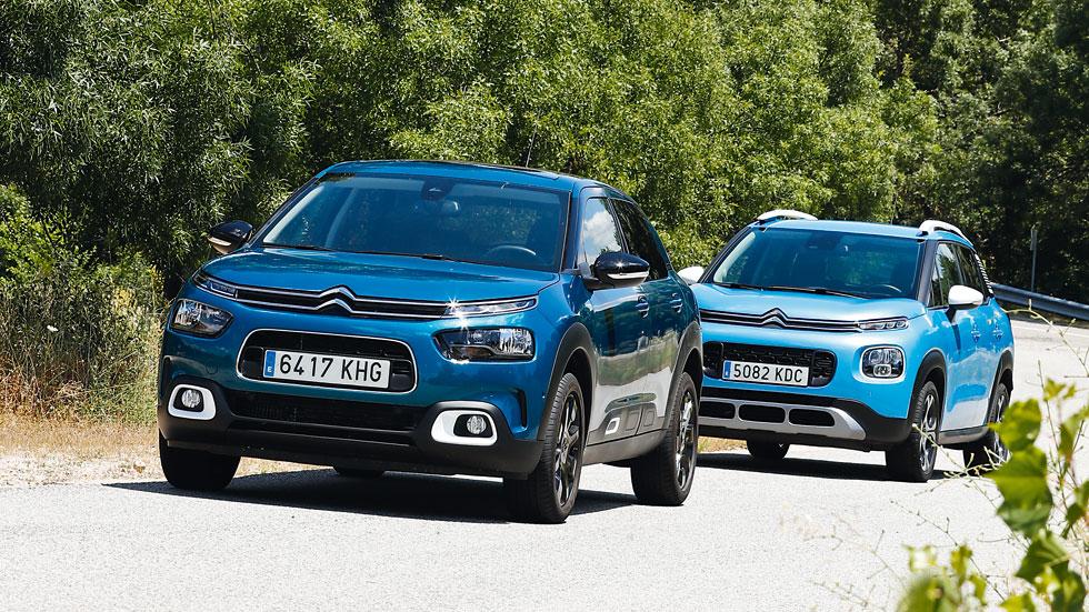 Citroën C3 Aircross vs. Citroën C4 Cactus: ¿cuál es mejor?