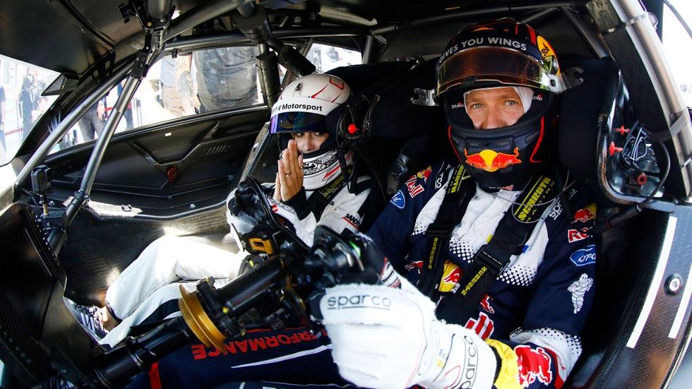 Sébastien Ogier se pasa a los circuitos: correrá en el DTM