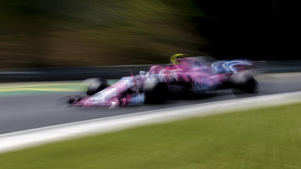 Force India, futuro de color rosa