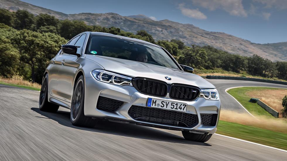 BMW M2 y M5 Competition: datos y precios para España