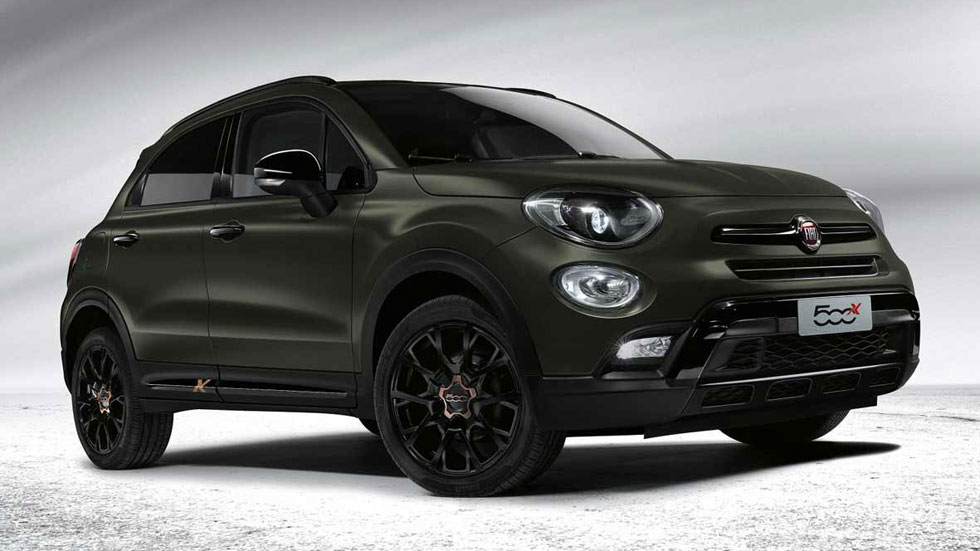 fiat 500x 2019 primeros datos del nuevo suv novedades. Black Bedroom Furniture Sets. Home Design Ideas