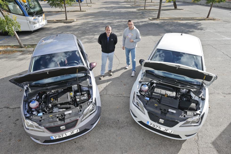 El coste de reparación de un coche Diesel, mucho más caro que un gasolina