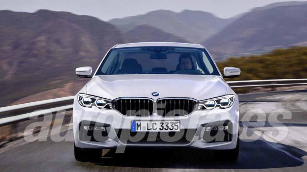 BMW Serie 3 2019: así será la nueva berlina, también eléctrica