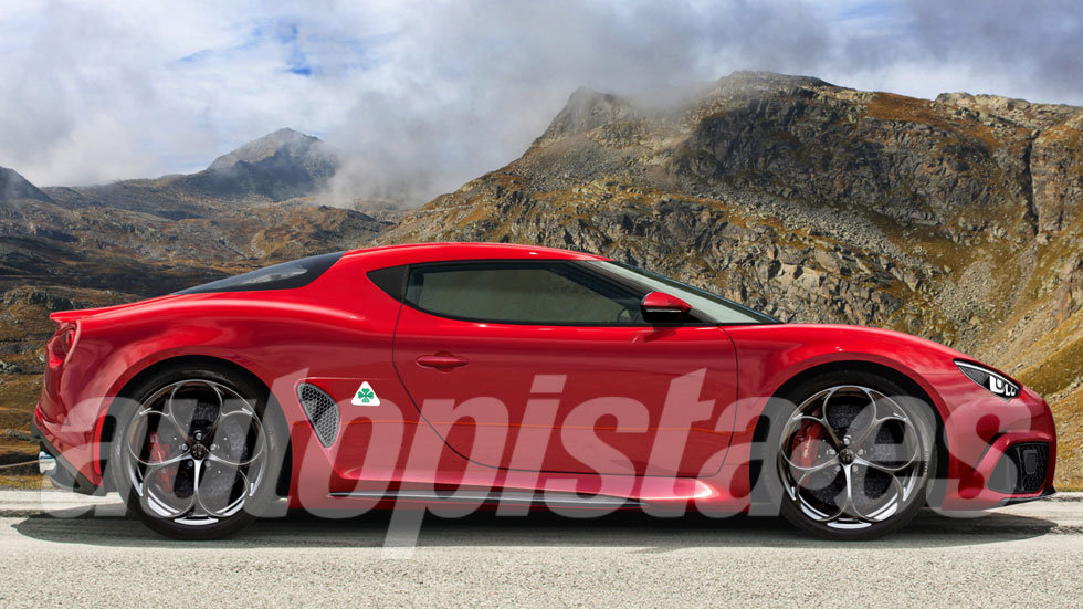 Alfa Romeo 8C 2022: primeros datos e imagen del nuevo superdeportivo