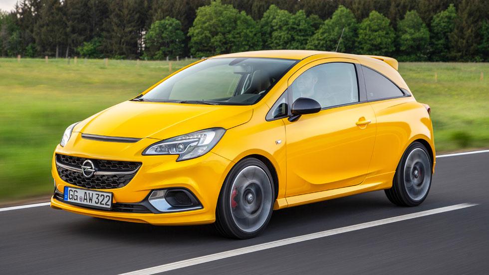 Opel Corsa GSi 2018: precio para España del nuevo deportivo