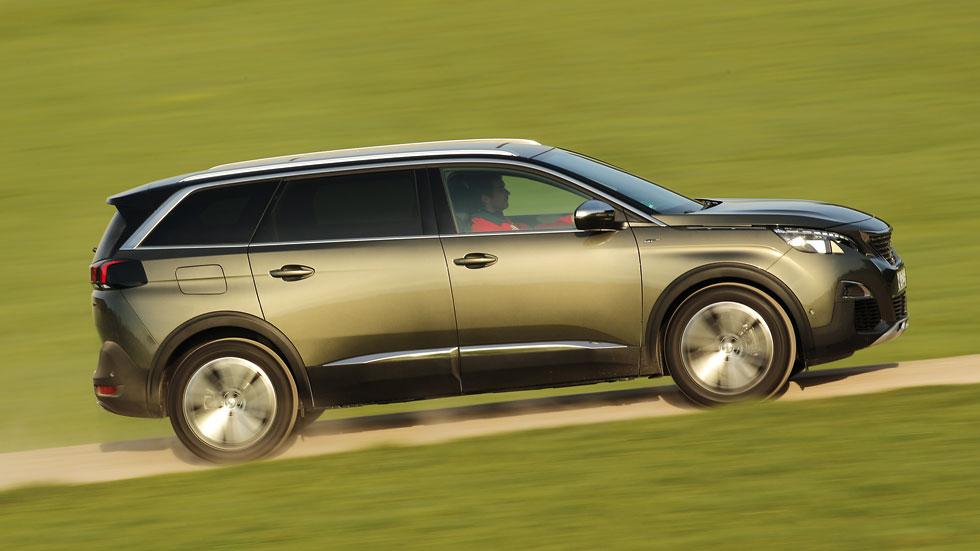 Peugeot 5008 1.5 BlueHDi 130 CV: a prueba el SUV Diesel de 7 plazas