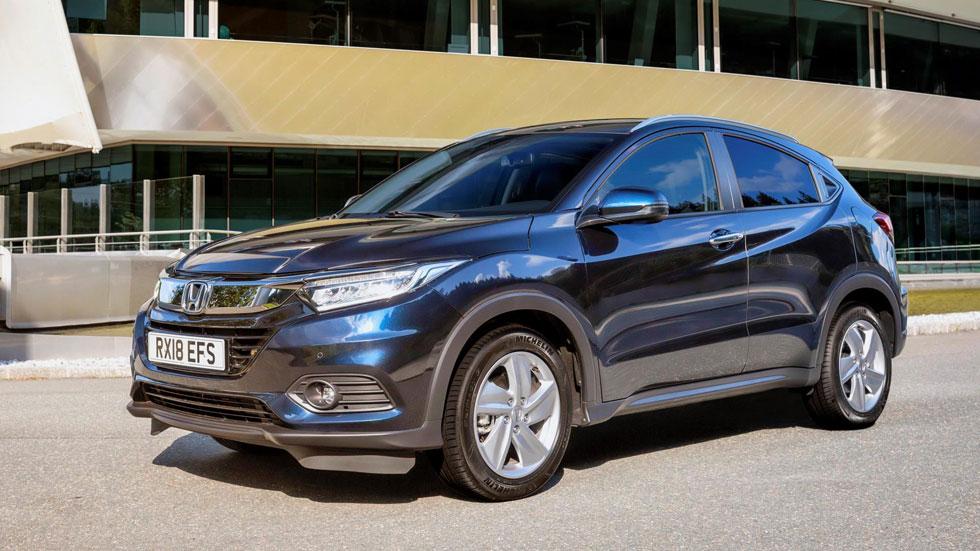 Honda HR-V 2019: el SUV nipón, ahora más elegante y eficiente