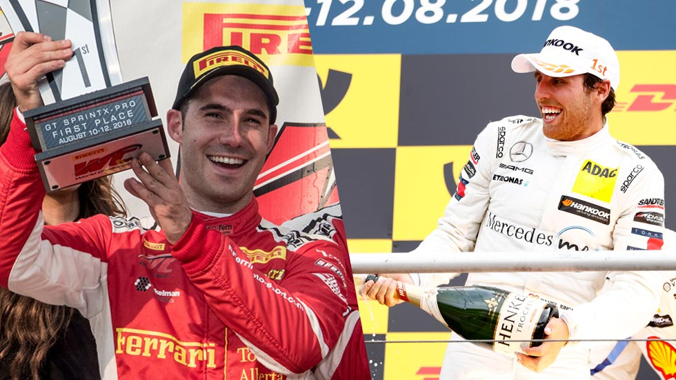 Molina, campeón en EE.UU.; Juncadella, primera victoria en el DTM