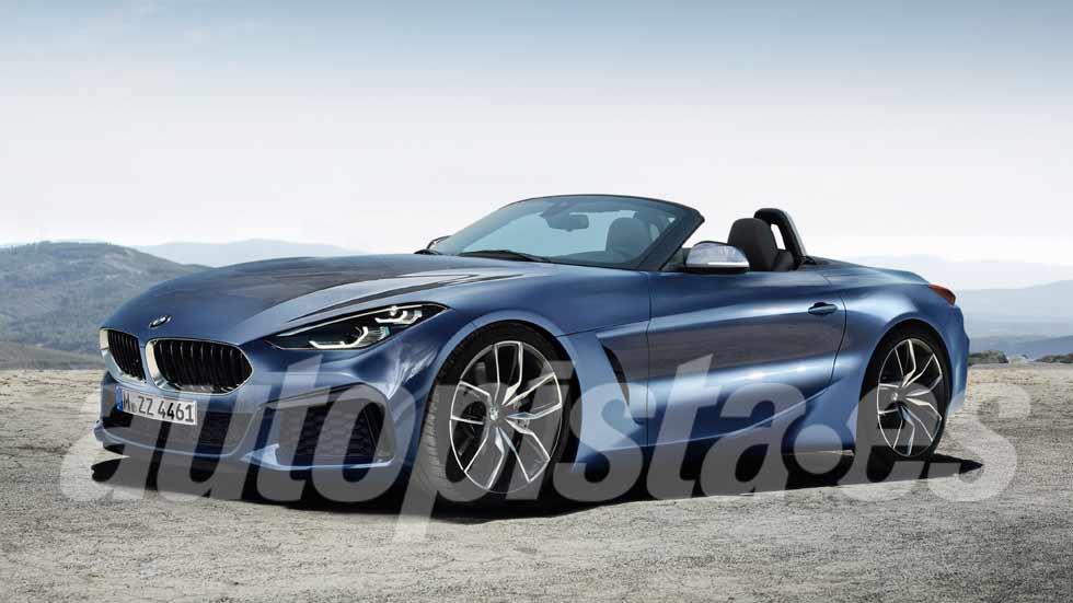 BMW Z4 2019: nuevos datos e imágenes antes de su estreno