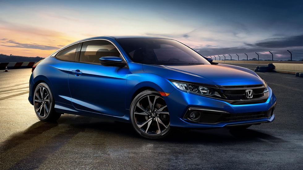Honda Civic Sedán y Coupé 2019: ahora, más deportivos y seguros