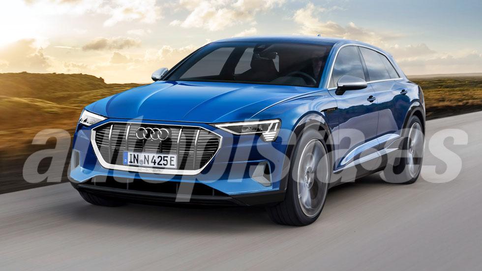 Audi e-tron: 3,2,1… empieza la cuenta atrás para el SUV eléctrico