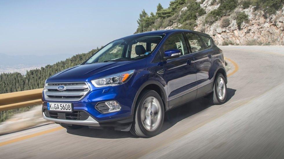 Ford Kuga 2018 El Suv Compacto Renueva Su Gama