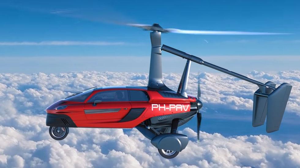 Ya está aquí: el primer coche volador, a la venta en España
