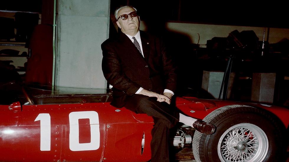 Enzo Ferrari, un carácter indomable