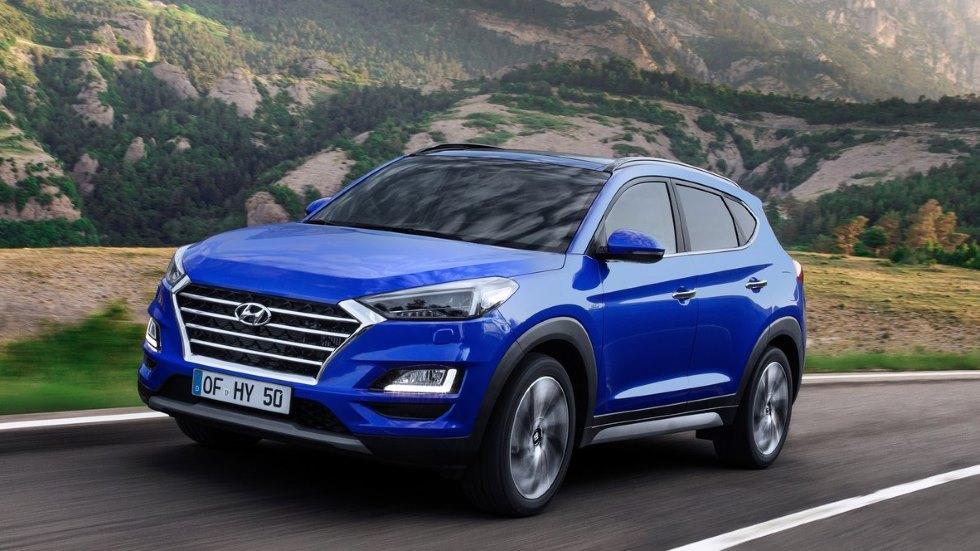 Hyundai Tucson 2019: primeros precios y gama para Europa del nuevo SUV