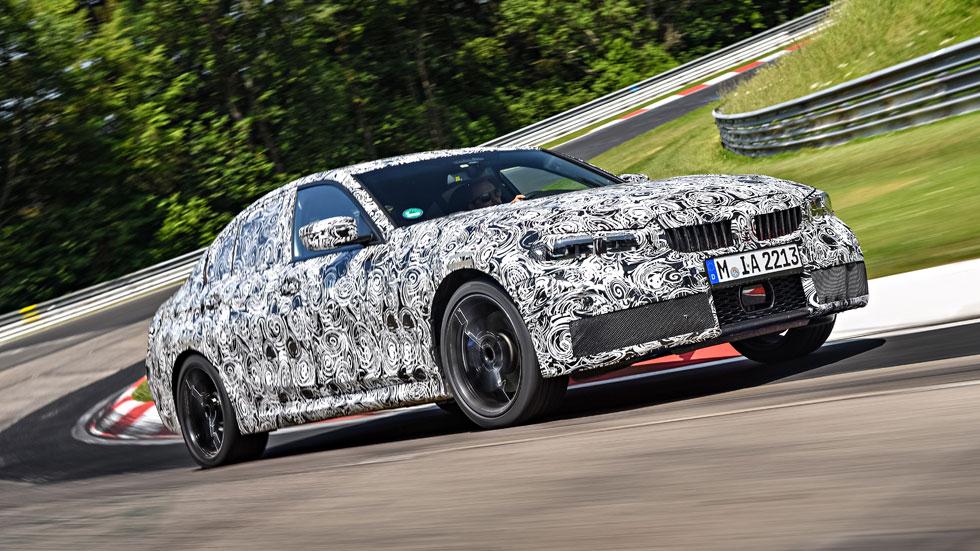 BMW Serie 3 2019: primeros datos, fotos y vídeo oficiales