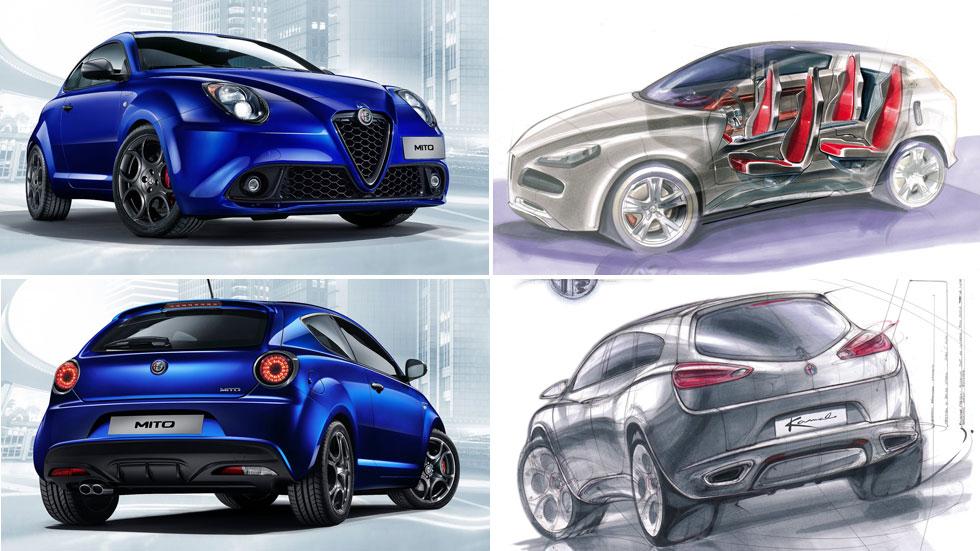 El Alfa MiTo morirá en 2019… y nacerá un nuevo SUV