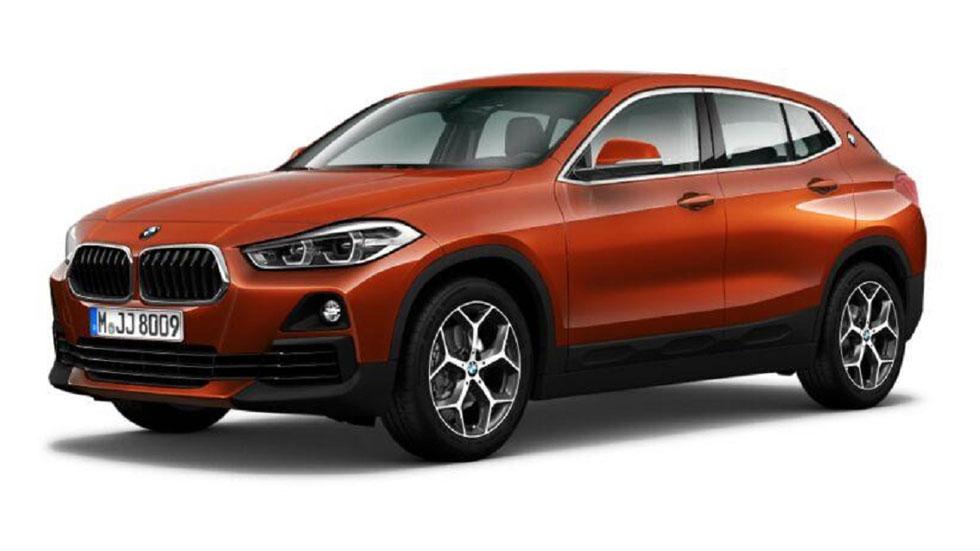 BMW X2 Impulse: nueva versión de equipamiento para el SUV deportivo