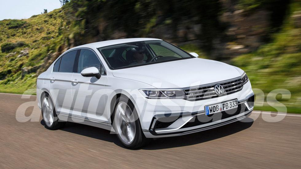 Volkswagen Passat 2019: las cinco claves de la nueva súper berlina