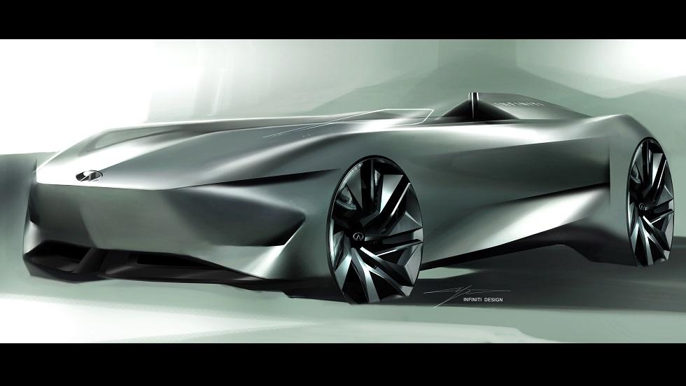 Infiniti Prototype 10: así será el coche eléctrico del futuro