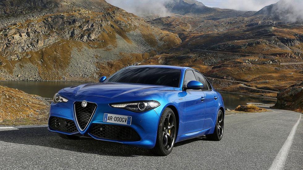 Alfa Romeo Giulia y Stelvio 2019: cambios mecánicos y de equipamiento