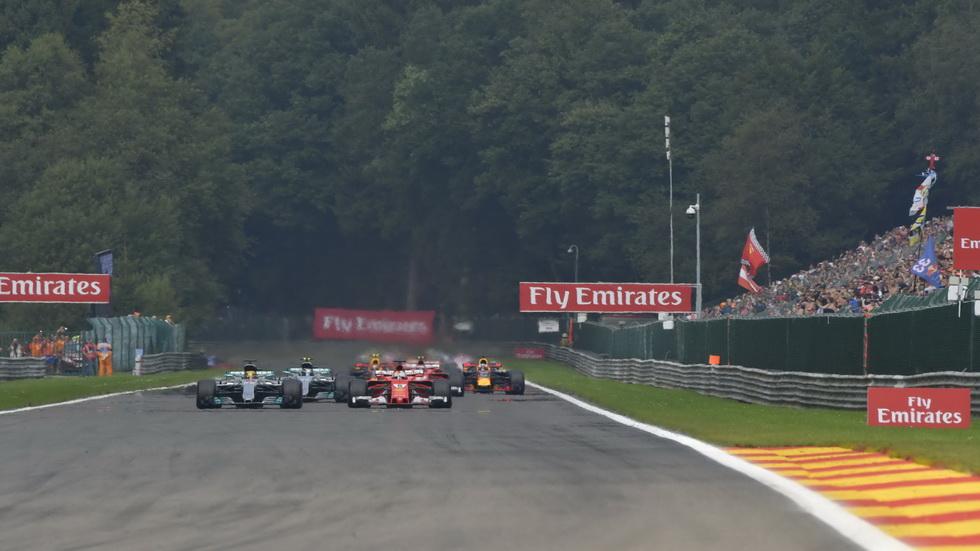 GP de Bélgica 2018: se acabó el descanso en la F1