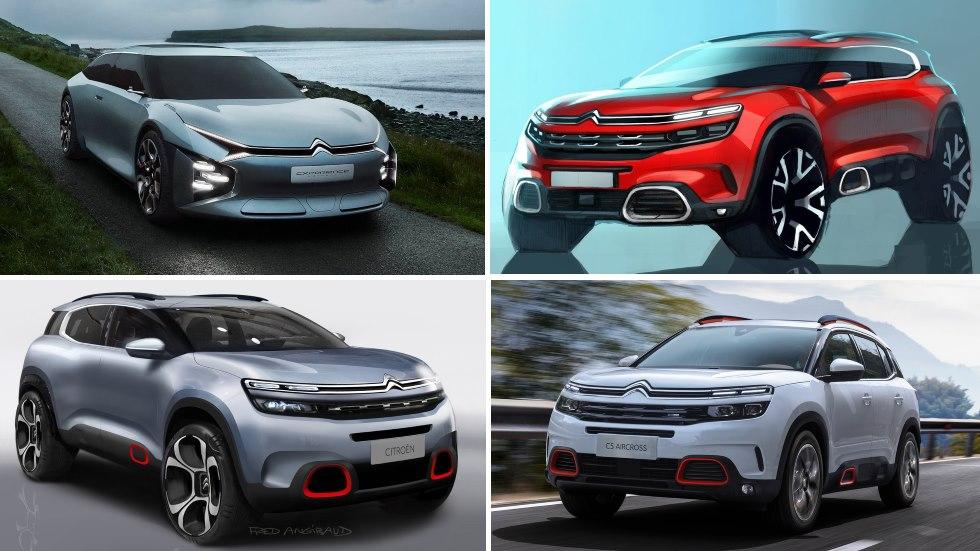 Todos los nuevos Citroën hasta 2022: C4, C5, C3, C4 y C5 Aircross…
