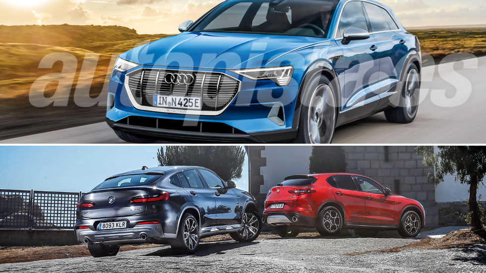Revista Autopista 3065: nuevos SUV, bajo la lupa (Audi e-tron, BMW X4, Alfa Stelvio…)
