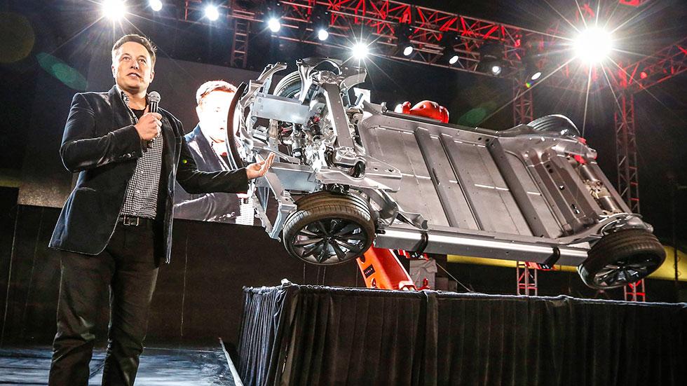 Musk asegura que podría haber un Tesla eléctrico por debajo de 25.000 dólares