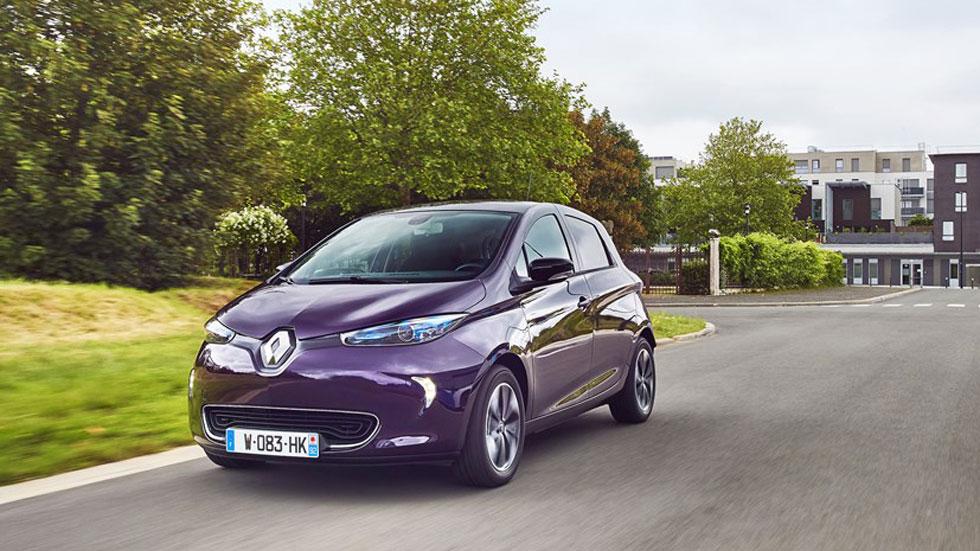 Renault ZOE eléctrico: su segunda generación, lista en 2019
