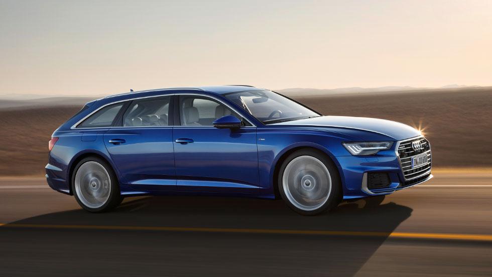8301cf6005c Audi A6 Avant 2018: precios para España del nuevo familiar ...