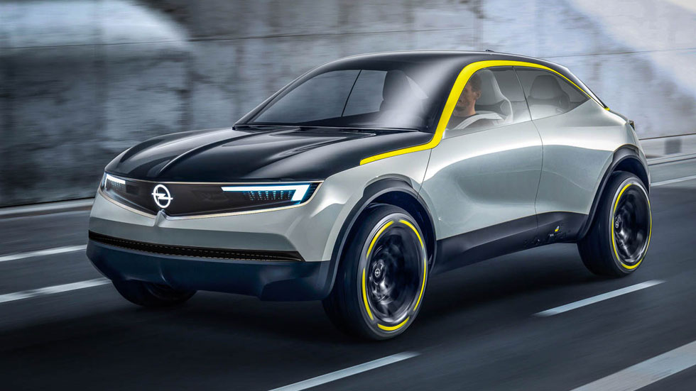 Opel GT X Experimental: un SUV eléctrico que nos enseña su futuro