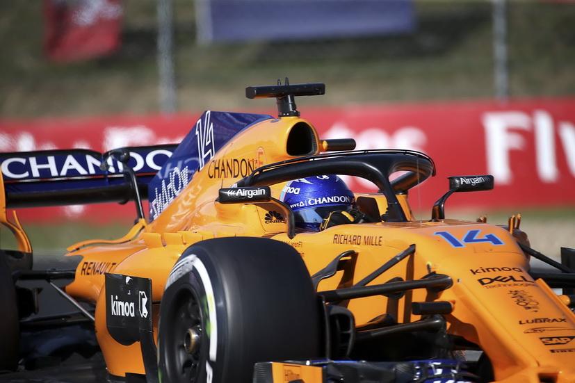 GP de Bélgica: Fernando Alonso regresa a la F1