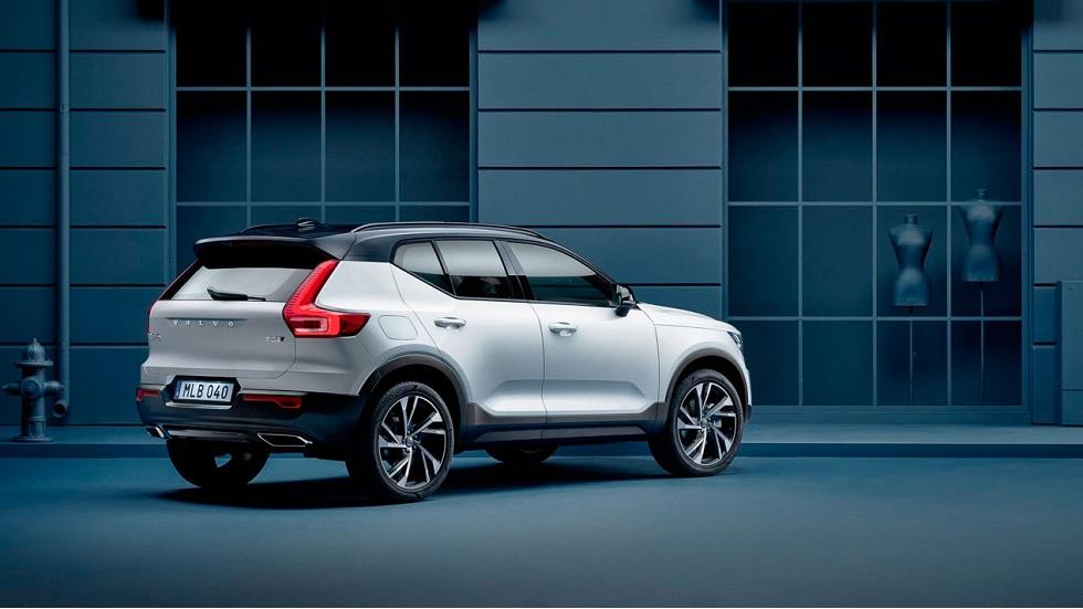 Volvo XC40: el SUV, ya a la venta con un motor gasolina de 3 cilindros