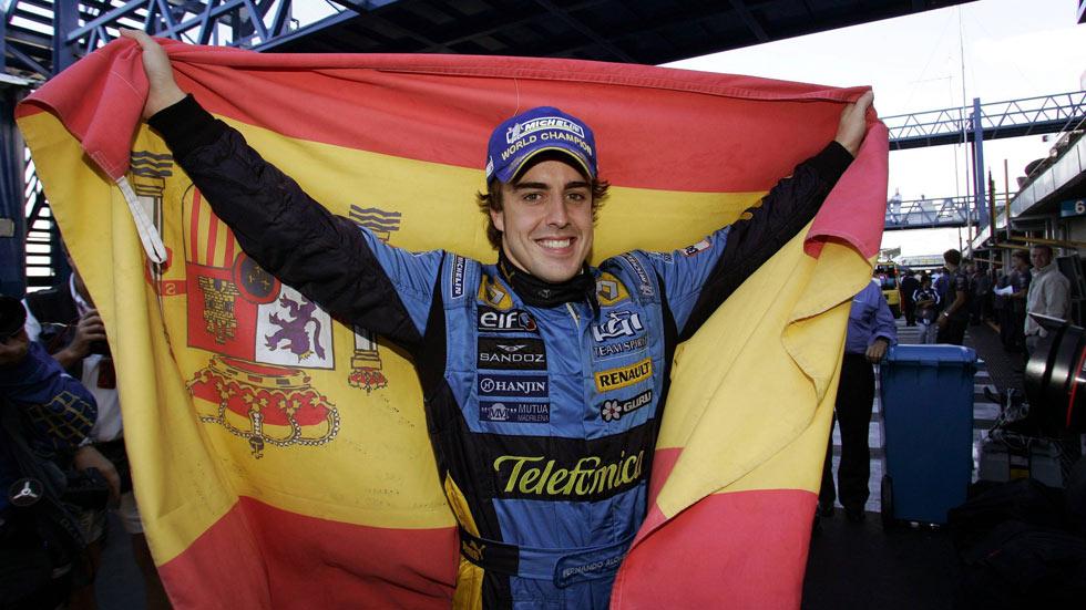 Fernando Alonso: sus 10 mejores carreras en la Fórmula 1