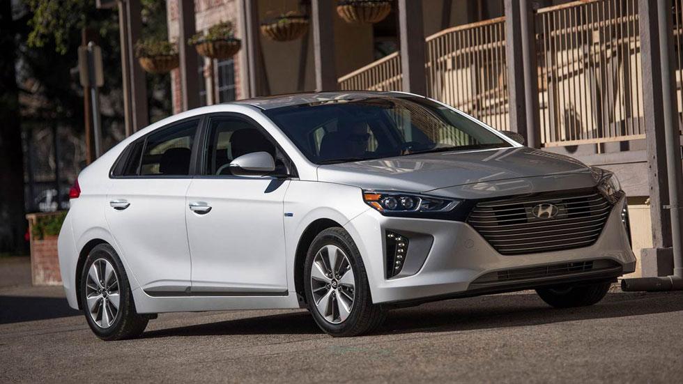 Hyundai Ioniq 2020: el coche híbrido y eléctrico prepara su actualización