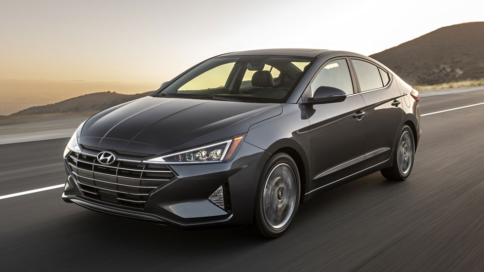 Oficial: Hyundai Elantra 2019, así es la nueva berlina