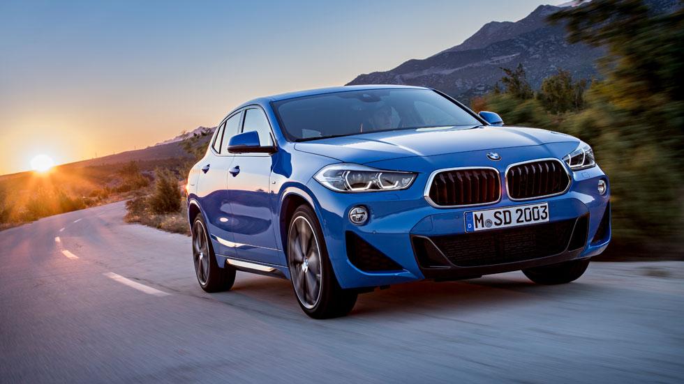 BMW X2 sDrive 18d 150 CV: consumos reales y primeras impresiones
