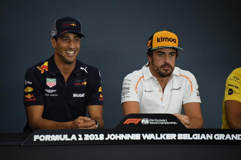 """GP de Bélgica: Ricciardo reconoce que """"necesitaba un cambio"""""""