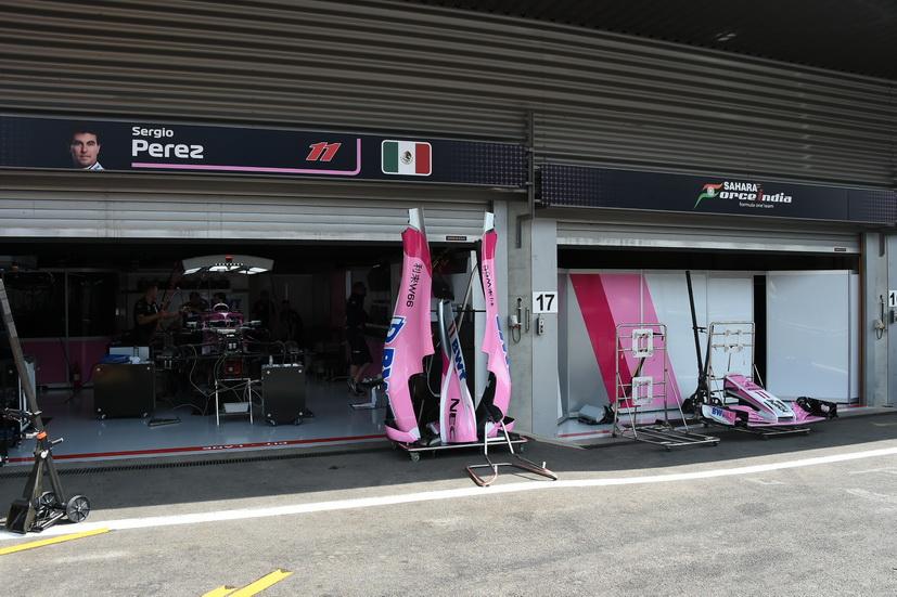 Racing Point Force India F1 Team, el nuevo nombre de Force India