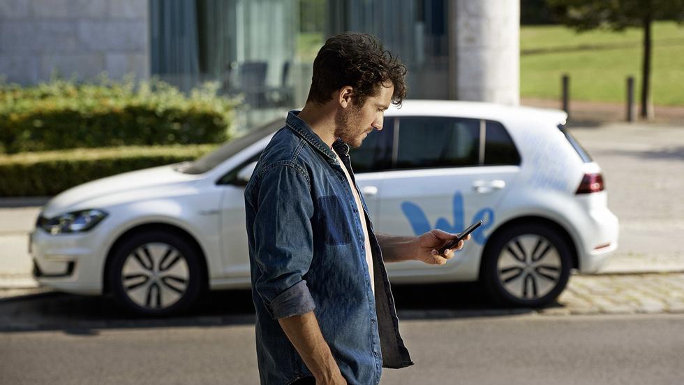 We Share: el carsharing de Volkswagen que llega en 2019