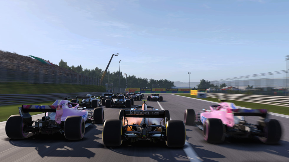F1 2018: el último videojuego del Mundial con el que podrás correr con Alonso