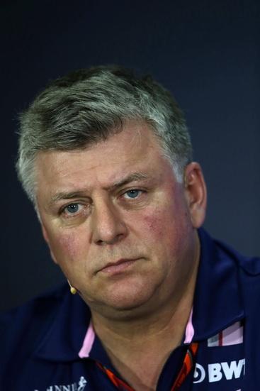 Szafnauer de Racing Point Force India da las gracias a sus rivales