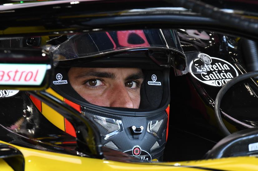 GP de Bélgica: Sainz marcó el octavo mejor tiempo del día   Fórmula ...